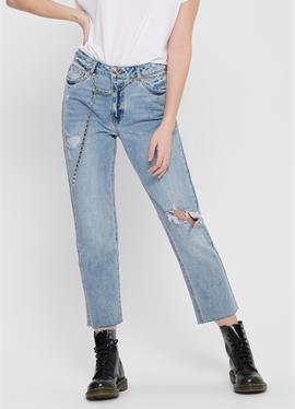 ONLERIN HW - джинсы Straight Leg