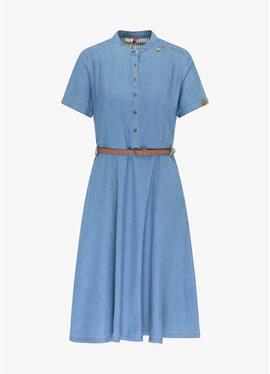 ALUNA - джинсовое платье