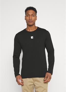CENTRAL LOGO - футболка с длинным рукавом