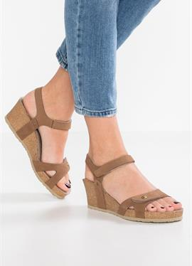 JULIA BASICS - сандалии