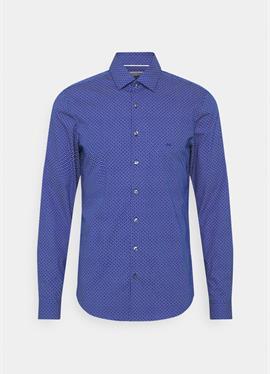 PRINTED EASY CARE SLIM - рубашка