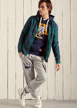 ATHLETIC ASSOCIATION CALIFORNIA GRAPHIC - пуловер с капюшоном