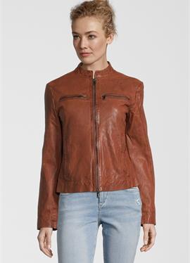 RIANA - кожаная куртка