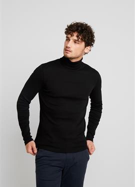 Блузка TURTLENECK - футболка с длинным рукавом