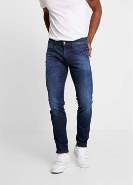 ANBASS HYPERFLEX CLOUDS - джинсы зауженный крой