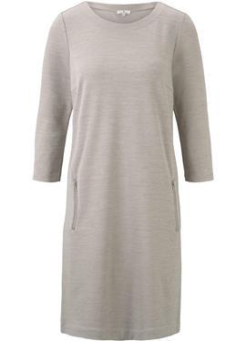 DRESSWITH ZIPPERS - вязаное платье