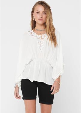 OBERTEIL HÄKELSPITZEN - блузка