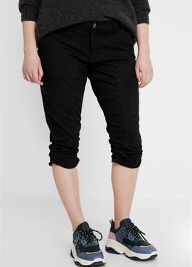 Капри - джинсы шорты