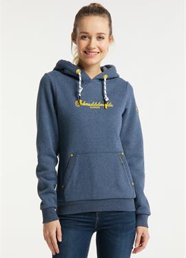 DUHNEN - пуловер с капюшоном