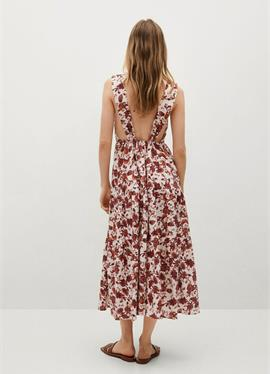COQUET - макси-платье