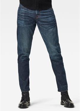 SCUTAR 3D SLIM TAPERED C - джинсы зауженный крой