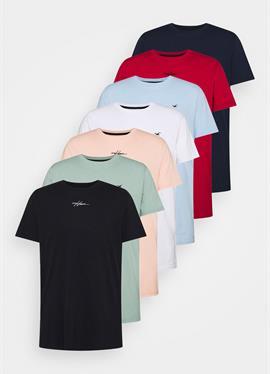 ALL WEEK 7 PACK - футболка basic