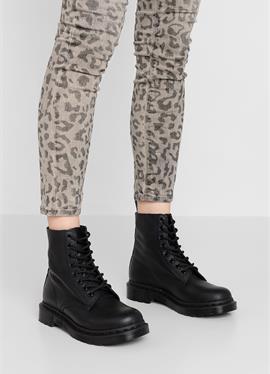 1460 PASCAL MONO 8 EYE ботинки - полусапожки на шнуровке