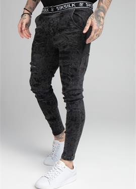 DISTRESSED ELASTICATED - джинсы Skinny Fit
