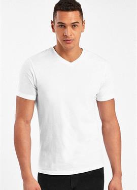 V-NECK футболка-SLIM FIT - футболка basic