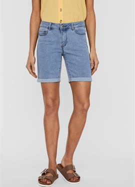 Шорты VMSEVEN NORMAL WAIST - джинсы шорты