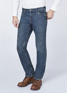 LAKE - джинсы Straight Leg
