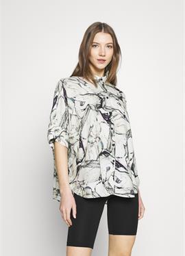 LUCA BLOUSE - блузка рубашечного покроя