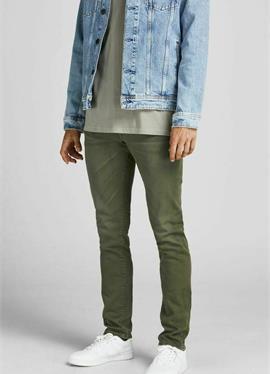GLENN - джинсы зауженный крой