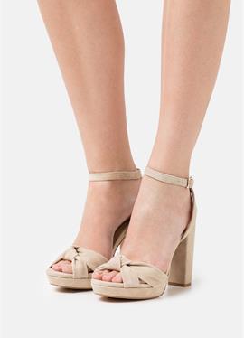 LEATHER - сандалии на высоком каблуке