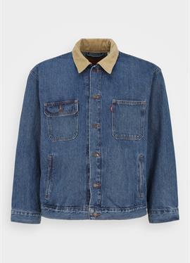 BIG STOCK TRUCKER - джинсовая куртка
