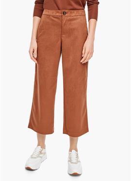 Широкие брюки AUS VELOURS - брюки