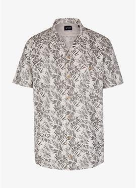 MODISCHES принт KURZARM - рубашка