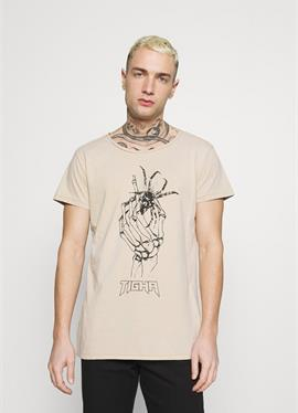 DEAD HAND WREN - футболка print