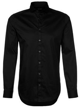 STEEL зауженный крой - рубашка для бизнеса