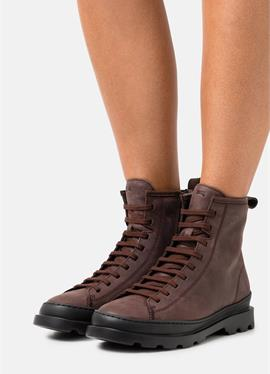 BRUTUS - полусапожки на шнуровке