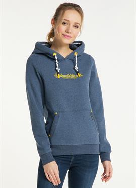 HAMBURG STERNSCHANZE - пуловер с капюшоном