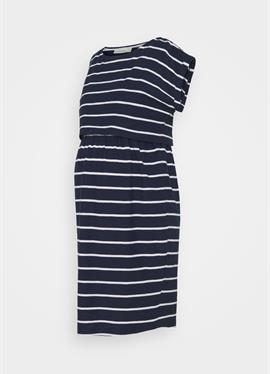BRETON MATERNITY & NURSING TUNIC DRESS - платье из джерси