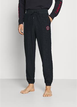 RETRO TOWELLING TRACK PANT - Nachtwäsche брюки