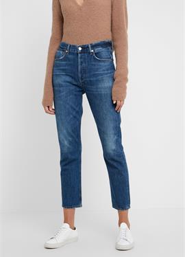 CHARLOTTE - джинсы зауженный крой