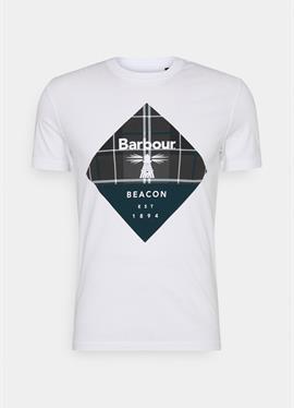 BECKER TEE - футболка print