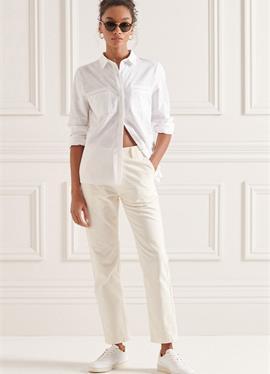 MILITARY - блузка рубашечного покроя