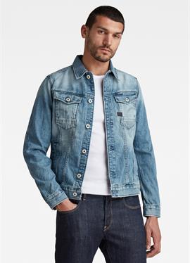 ARC 3D SLIM - джинсовая куртка