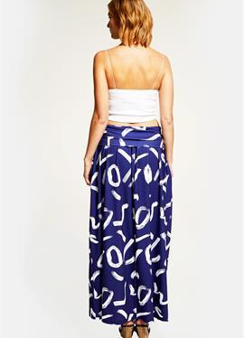 ROLL топ - длинная юбка