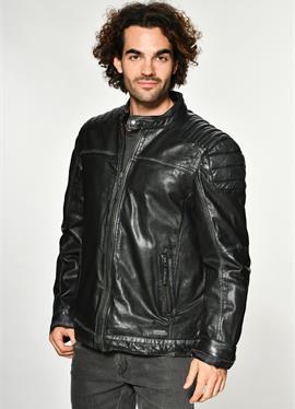 WHYTE - кожаная куртка