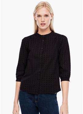 С PLUMETIS - блузка рубашечного покроя
