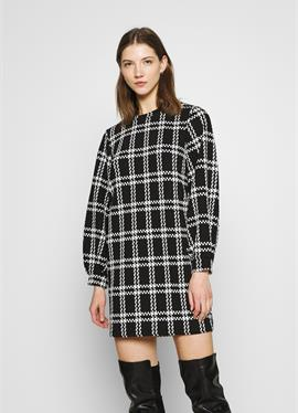 JDYDOVER CHECK DRESS - платье из джерси