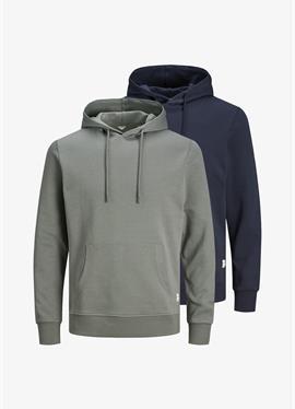 2 PACK - пуловер с капюшоном