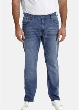 BARON SAWYER - джинсы Straight Leg