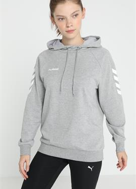 GO толстовка WOMAN - пуловер с капюшоном