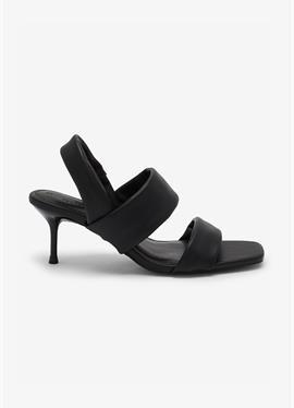 TUBE - сандалии на высоком каблуке
