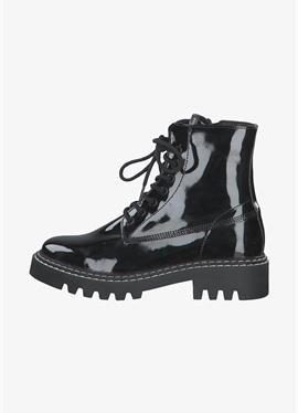 Полусапожки на шнуровке