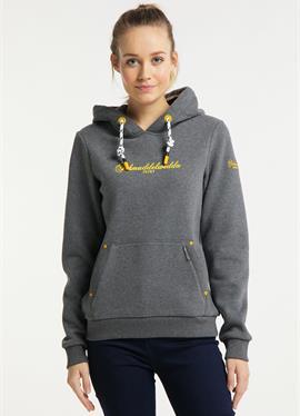 JUIST - пуловер с капюшоном