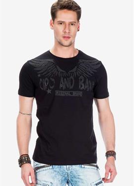 С COOLEM TOTENKOPF-PRINT - футболка print