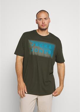 JCOSHAWN TEE CREW NECK - футболка print