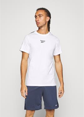 TAPE TEE - футболка print